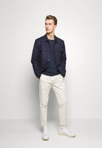 GAP - EASY PANT - Trousers - unbleached white - 1