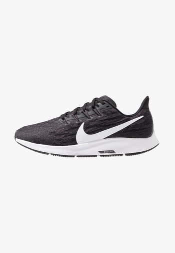 AIR ZOOM PEGASUS 36 - Stabilty running shoes - black/white/thunder grey