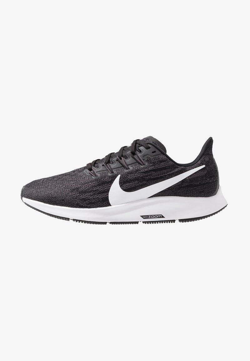 Nike Performance - AIR ZOOM PEGASUS 36 - Löparskor stabilitet - black/white/thunder grey