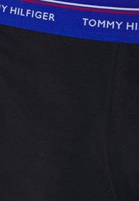 Tommy Hilfiger - TRUNK 3 PACK - Culotte - electric blue/sublunar/moon blue - 5