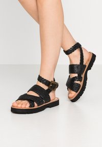 Scotch & Soda - PHIONA  - Sandalias - black - 0