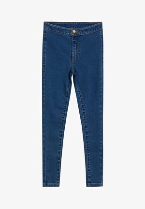 SUPERSK - Jeans Skinny Fit - mittelblau