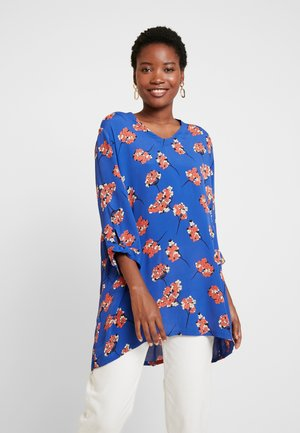 GRASSA TUNIC - Tunic - royal blue