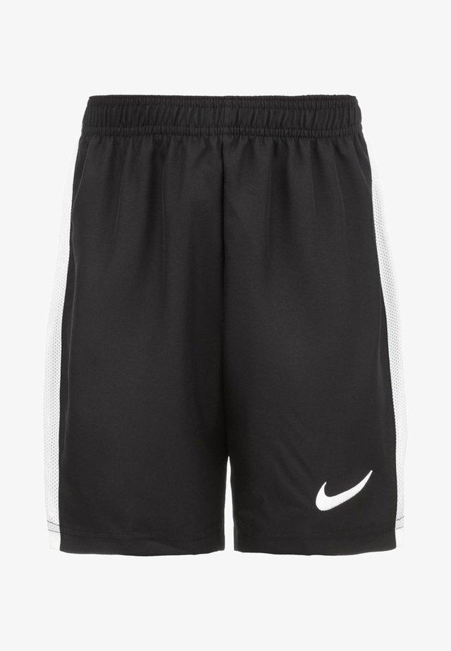 kurze Sporthose - black / white