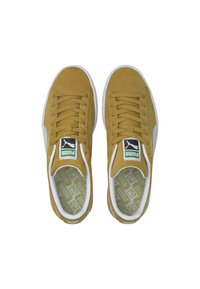 Puma - SUEDE CLASSIC - Trainers - honey mustard - white - 2