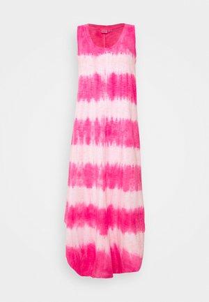 TANK DRESS - Sukienka z dżerseju - pink