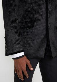 KARL LAGERFELD - JACKET GLORY - Blazer jacket - black - 3