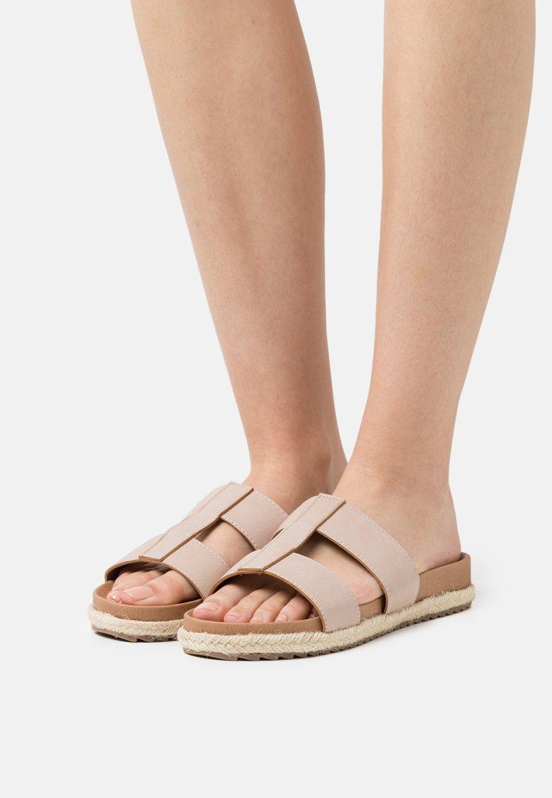 Head over Heels by Dune - LIPAS - Slip-ins - nude/plain