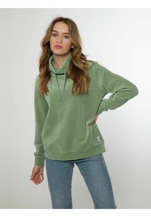 HIGH COLLAR  WICKEDS - Sweatshirt - juniper
