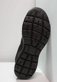 Skechers Sport - SUMMITS SOUTH RIM - Sneakers basse - black - 4