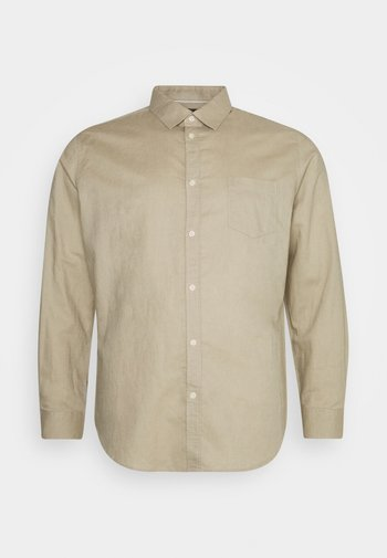 ANDERS SHIRT - Shirt - stone
