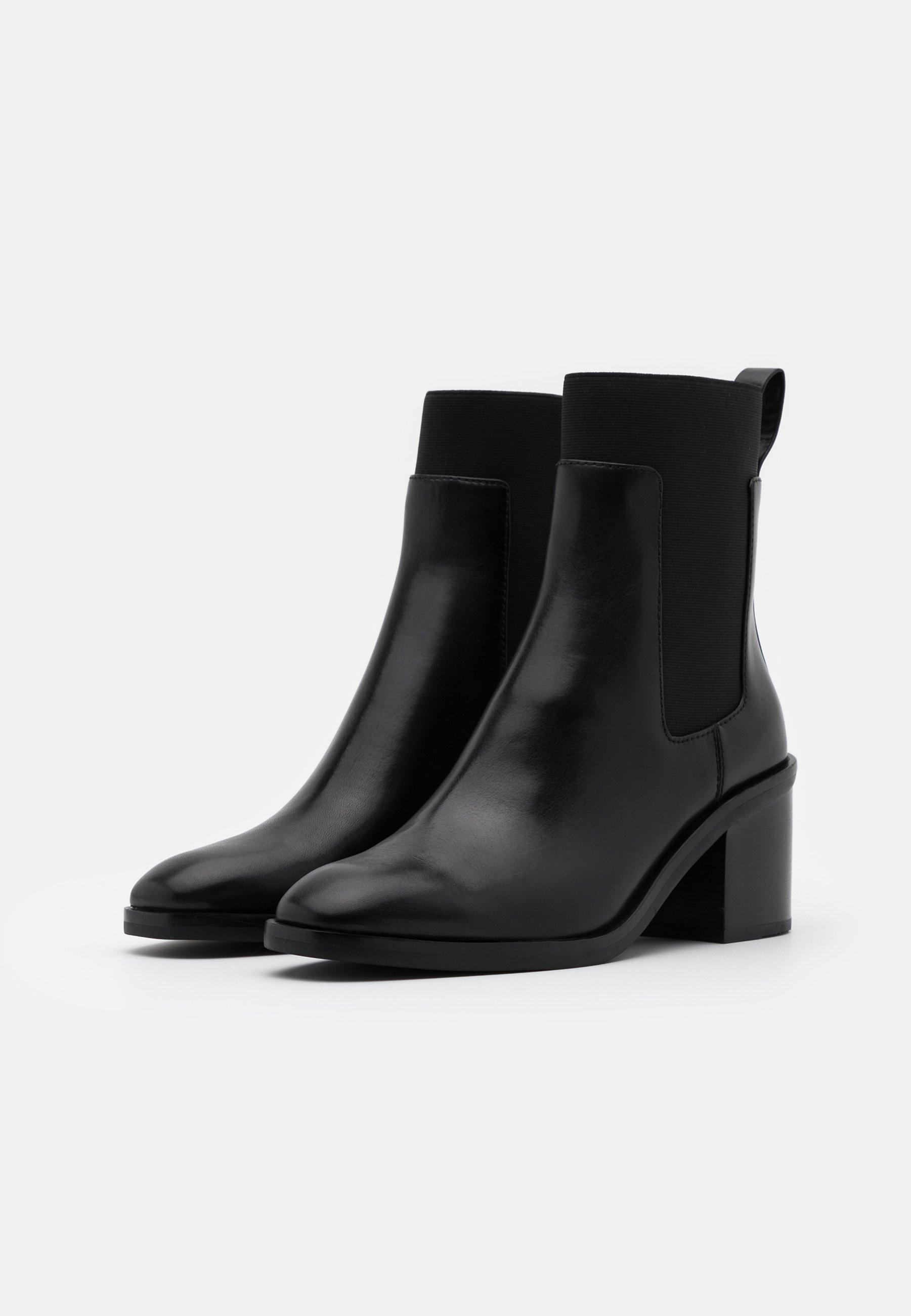 3.1 Phillip Lim Alexa Chelsea Boot - Støvletter Black