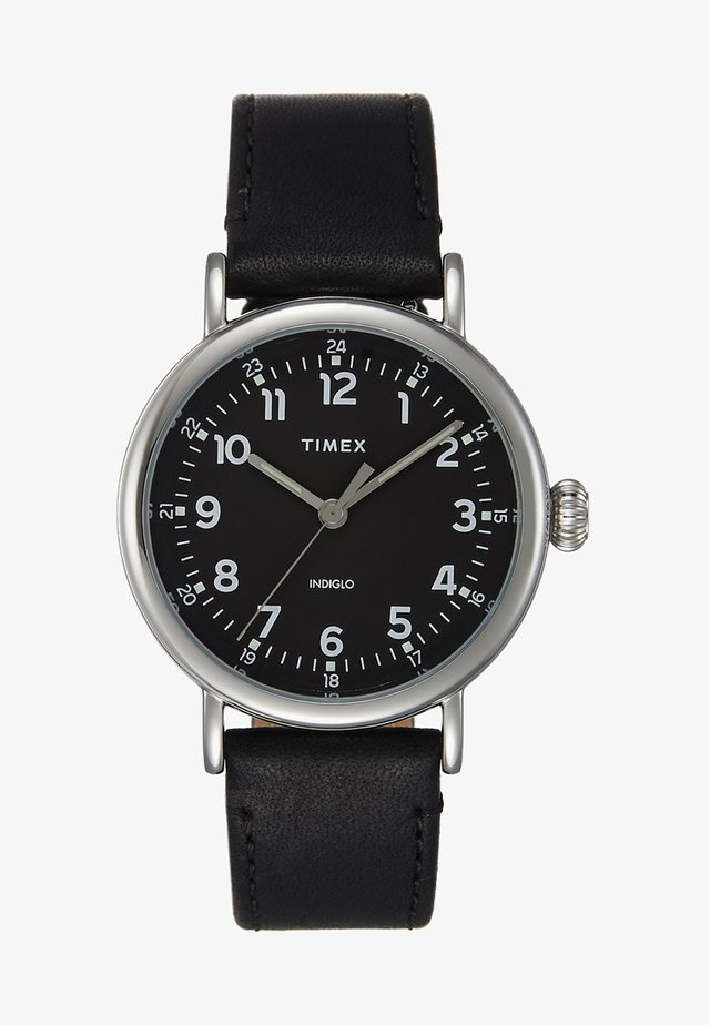 STANDARD™ 40 mm - Uhr - black/silver-coloured