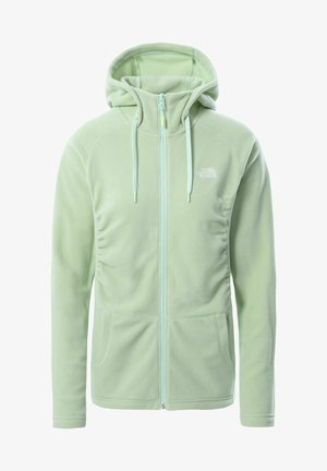 MEZZALUNA - Fleece jacket - lind