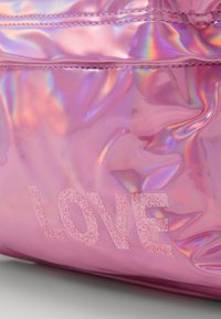Kidzroom - BACKPACK MILKY KISS SHINY DAYS HOLOGRAPHIC - Batoh - purple - 3