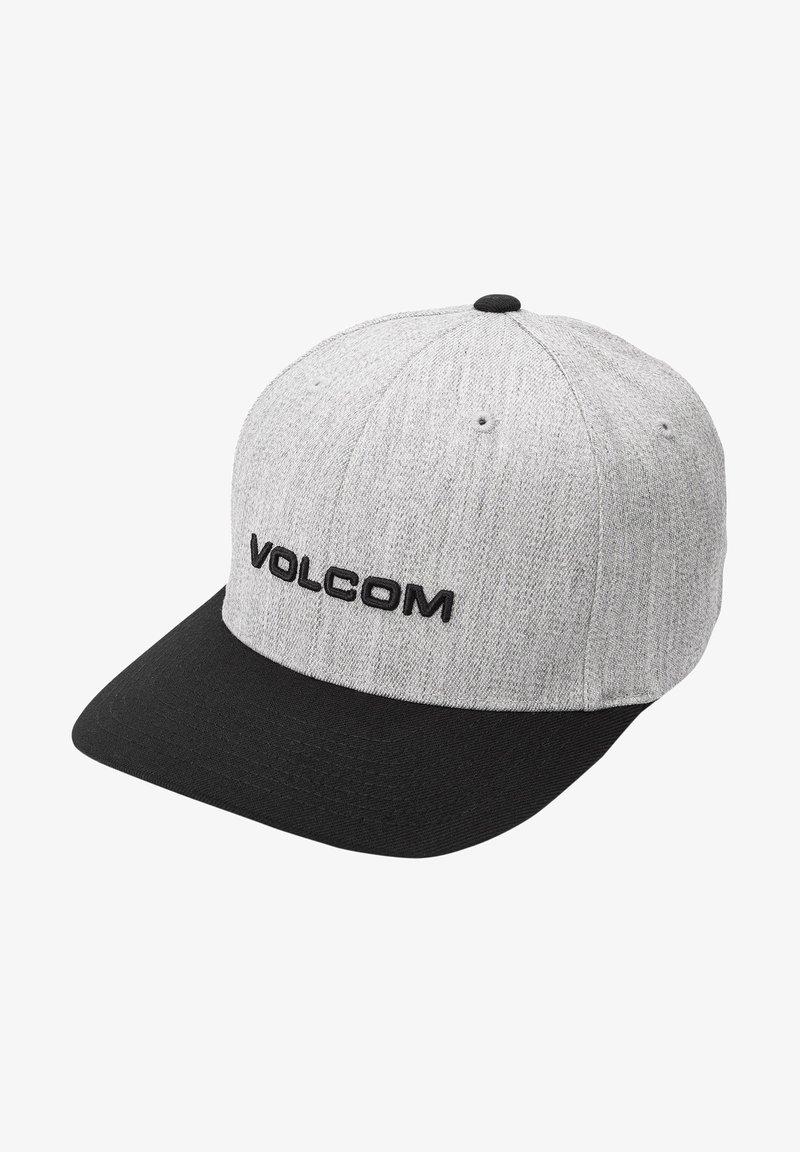 Volcom - Cap - heather_grey