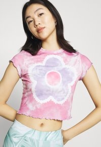 The Ragged Priest - JAM TEE - T-shirt med print - pink - 3