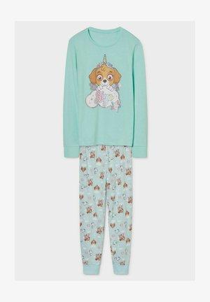 SET PAW PATROL - Pyjama set - mint green