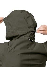 Jack Wolfskin - JWP SHELL - Waterproof jacket - green pine - 3