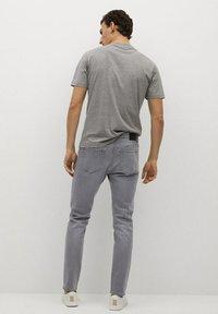 Mango - JUDE - Jeans Skinny Fit - gris denim - 2