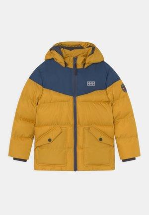 JEBEL UNISEX - Zimní bunda - yellow