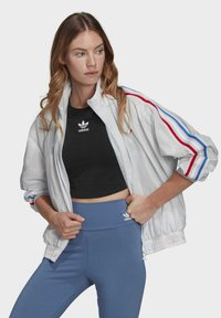 adidas Originals - Treningsjakke - dash grey - 0