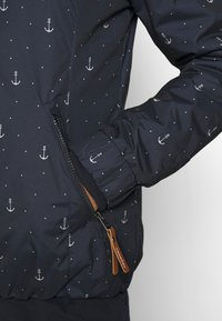 Ragwear - DIZZIE MARINA - Winter jacket - navy - 3