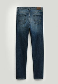 Massimo Dutti - Slim fit jeans - blue - 1