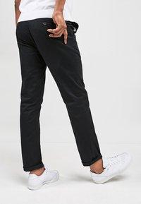 Next - Chino kalhoty - black - 1