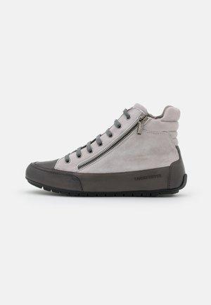 MONTREAL - Baskets montantes - tamponato/antracite/grigio