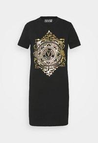 Versace Jeans Couture - DRESS - Jersey dress - black - 8