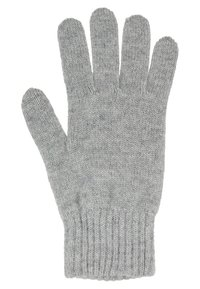 Johnstons of Elgin - CASHMERE GLOVES - Gloves - silver - 4