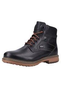 Fretz Men - Lace-up ankle boots - black - 2