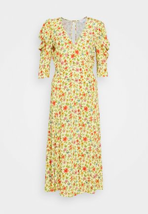 MIRA DRESS - Cocktail dress / Party dress - yellow