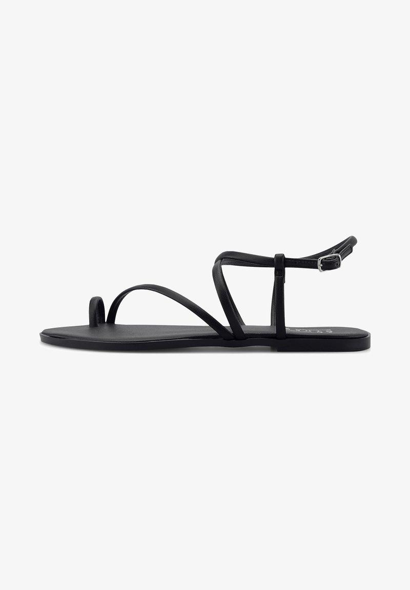 Another A - Sandals - schwarz