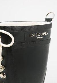 Ilse Jacobsen - Kumisaappaat - black - 6