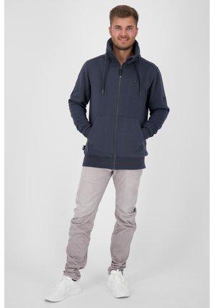 ELIASAK  - Sweater met rits - marine