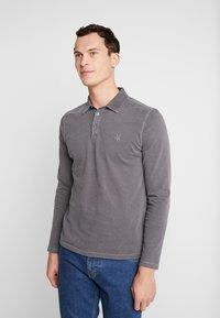 Marc O'Polo - LONG SLEEVE - Polo shirt - castlerock - 0