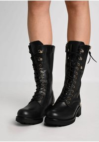 NeroGiardini - Lace-up boots - nero - 0