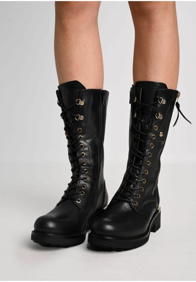 NeroGiardini - Lace-up boots - nero