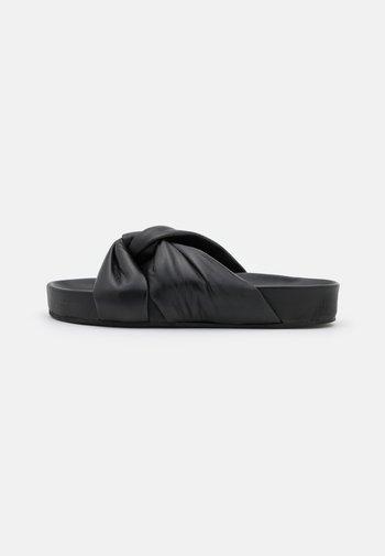 BREA PLATFORM  - Mules - black
