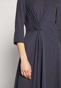 Patrizia Pepe - ABITO/DRESS - Day dress - lava grey - 6