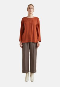 Elena Mirò - Long sleeved top - arancione - 1