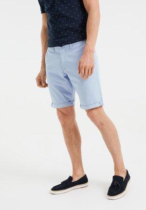 SLIM-FIT - Shorts - light blue