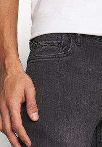 AllSaints - CIGARETTE - Jeans Skinny Fit - washed black - 6
