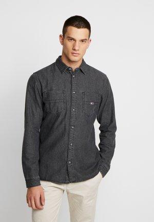 Koszula - denim black