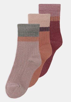 NORMA 3 PACK UNISEX - Socks - multicoloured