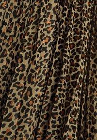 Birgitte Herskind - NESSA LONG SKIRT - A-line skirt - brown - 4