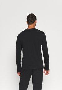 Diadora - CHROMIA - Långärmad tröja - black - 2