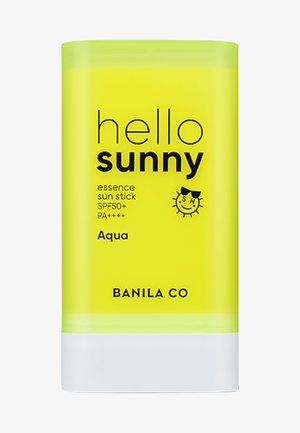 HELLO SUNNY ESSENCE SUN STICK SPF50+ PA++++ AQUA - Protection solaire - -